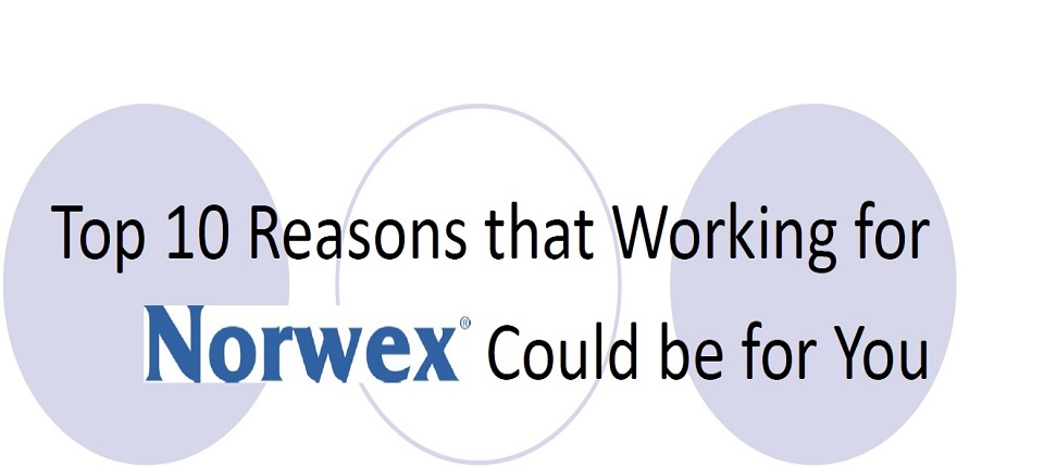 10 reasons to join Norwex now