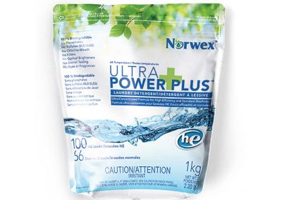 Ultra Power Plus™ Laundry Detergent HE (1kg)