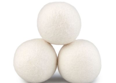 Fluff and Tumble Dryer Balls