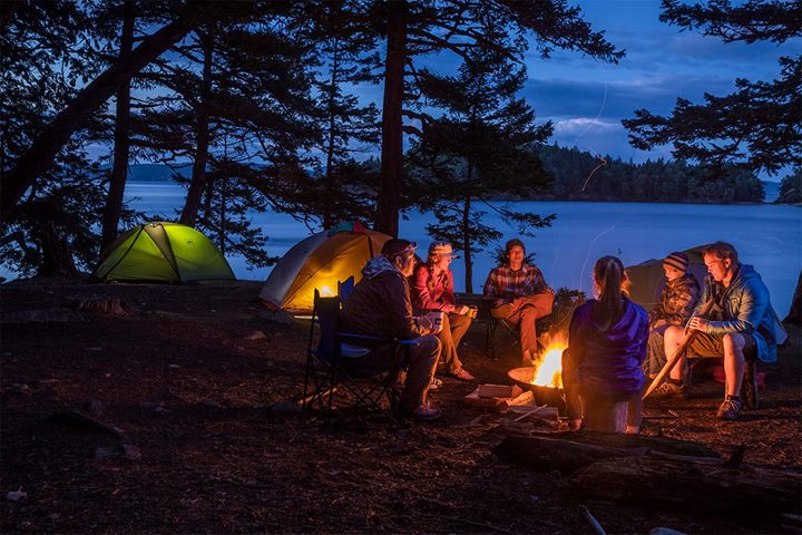 Camping with Norwex