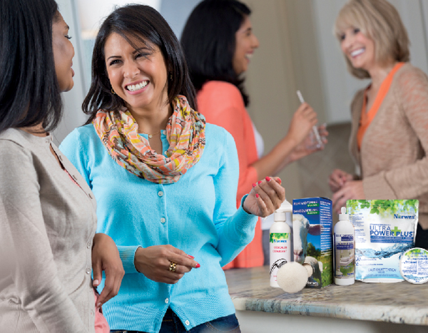 Host a party, have fun, and earn free products in January