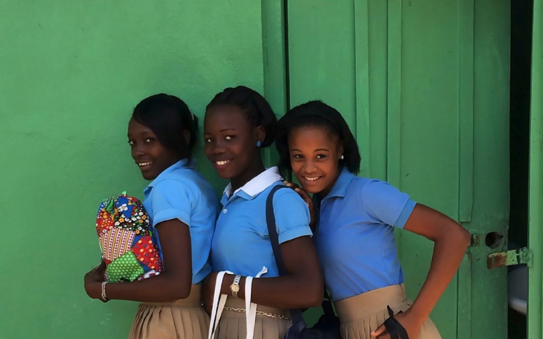 A brighter future for girls in Africa thanks to Norwex