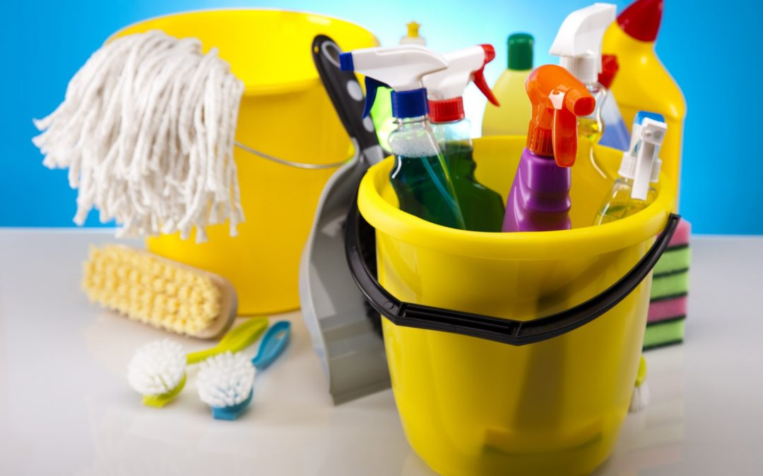 Ask Pam: Break your toxic cleaning habit today