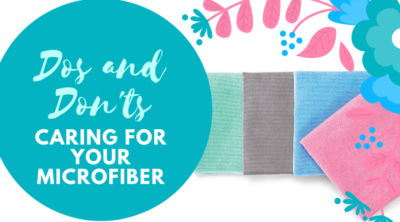 Caring for Your Microfiber: Dos and Don'ts